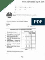 Kertas 2 Pep Percubaan SPM Kedah 2014_soalan