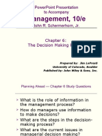 Fundamental of Management Chap 6