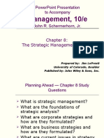 Fundamental of Management Chap 8