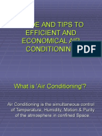 Guide to Air Conditioning