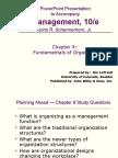 Fundamental of Management Chap 9