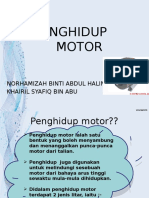 Penghidup Motor
