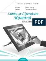 XI Limba Si Literatura Romana