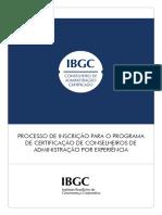 Edital Certificacao Por Experiencia 2015