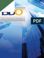 BDO Unibank Vol1 2014