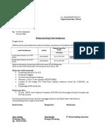 Penawaran PT Bakrie Building Industries 10.12.2013
