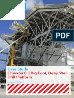 Chevron Oil Big Foot