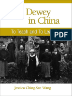 Dewey in China