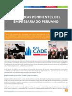 Las Tareas Pendientes Del Empresariado Peruano 1
