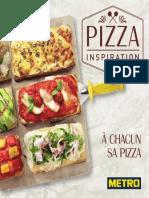 Pizza Inspiration Metro