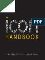 The Icon Handbook (Graphic Design) - J. Hicks (Five Simple Steps, 2011) BBS