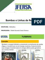 HID Aula 16 e 17 - Bombas e Linhas de Recalque