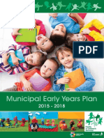 Mun. Early Years Plan Finalweb