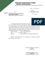 Surat Permohonan Memberi Sambutan