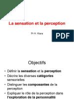 4 La Sensation Et La Perception