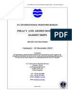 ICC IMB Piracy and Armed Robbery Against Ships – 2015 Annual Report
