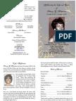 Mary Peterson Obituary