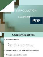 1.0 Intro to Economics