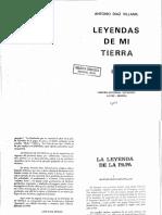 Leyendas Bolivia