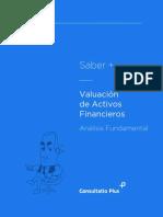 Valuacion de Activos Financieros Analisis Fundamental