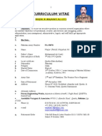 CV Maj Wajahat CNIC With Att Dacu8