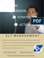 ELT Management