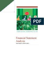 FIN301 Financial Statement Analysis Final