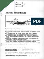 Arbeid en Energie 5deklas VWO