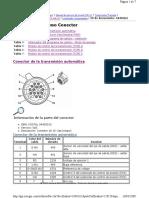 Inspección Extremo Conector chevrolet vivant