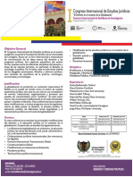 brochure - i congreso