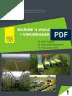 Masine u Vocarstvu i Vinogradarstvu Mart 2015