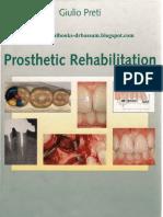 Prosthetic Rehabilitation - Preti