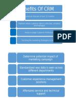 p&g benefits of crm