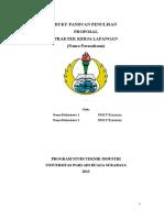 Format Proposal Pkl New