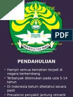 Case Demam Rematik PPT Nurwahidah