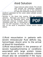 fluid theraphy