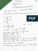 Analog VLSI Notes MU