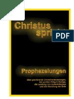Christus Spricht by Stefan Parlow