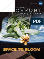 Revista. KSC Spaceport Magazine. Febrero 2016