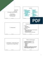 DesignScienceMethodology Handout