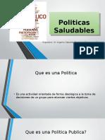 Politicas Saludables