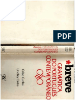 Nova Gramatica Do Português Contemporâneo Celso Cunha e Lindley Cintra