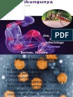 Fibre Chikungunya CONFERENCIA