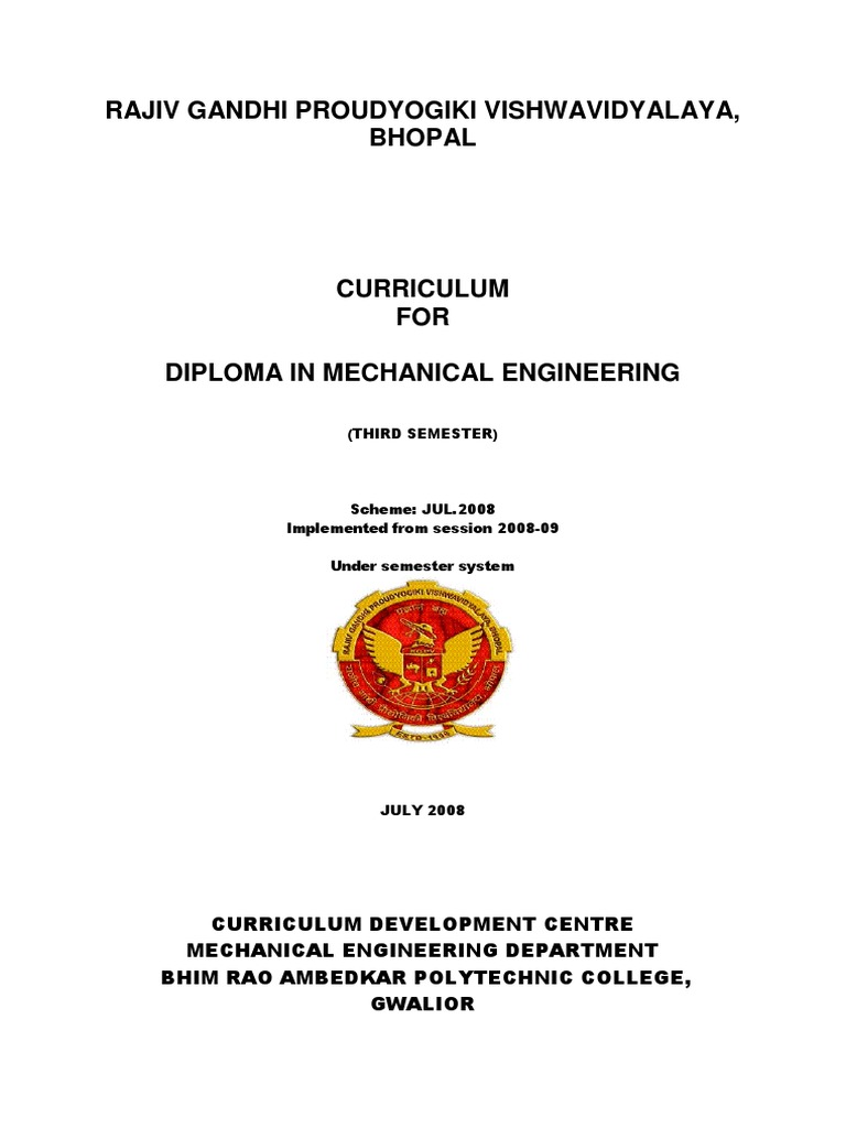rgpv diploma question paper