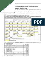 Practica 001-Analisis de Costos