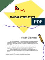 incompatibilitati