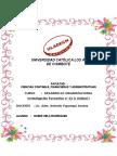 ACTIVIDAD I UNIDAD MONOGRAFIA Participacion Ciudadana en El Manejo de Riesgos