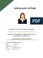 Curriculum Vitae_rosario Piñas