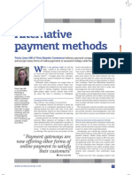 Alternative payment methods - FAC - Tricia Lines Hill