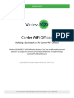 Carrier Wifi Offload White Paper 03202012